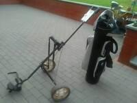 Peter Alliss golf clubs