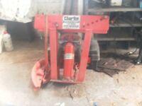 Clarks 12 Tonne Tube Bender