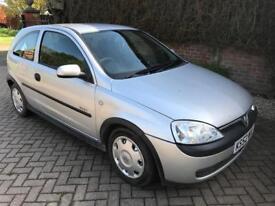 Vauxhall corsa - 3 door