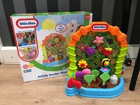 Little Tikes Plant'n'Play Activity Garden