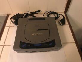 Japanese Sega Saturn - tested & working