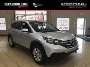 2014 Honda CR-V EX-L Most Equipped Option Package!