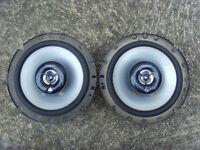 Kenwood Car Door Speakers