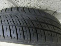 "-- 2 X 14 "" MATCHING PAIR TYRES AS NEW --"