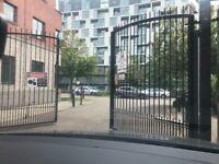 Secure gated Car Park Space M1 city centre