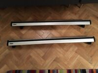 Thule 961 roof rack with rapid system 753 foot pack