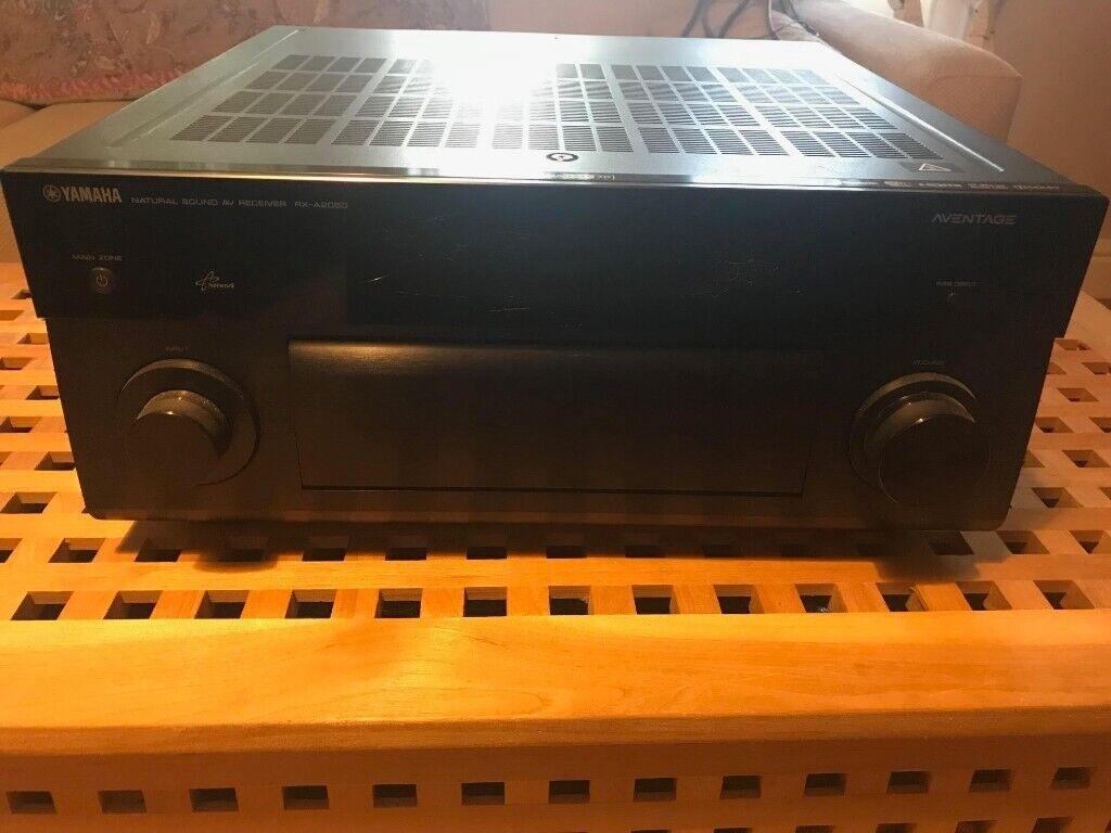 Yamaha MusicCast RX-A2050 AV/Network Receiver | in Penny Lane, Merseyside |  Gumtree