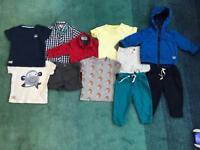 Next M&S John Lewis baby boy clothes bundle 6-9 months