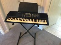 Roland EM10 Keyboard + Stand, doesn't turn on --ASAP--