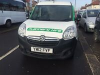 Vauxhall Combo Van, Manual, Deisel, 5 SEAT, very handy and cheap runner, MOT 23/08/2017