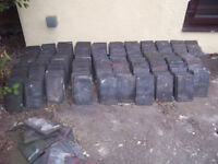 300 Staffordshire Blue roof tiles