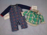 Newborn Baby Bundle - Boys + neutral. Includes: Mini Club, F&F, George and more