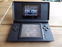 nintendo ds in good condition with game