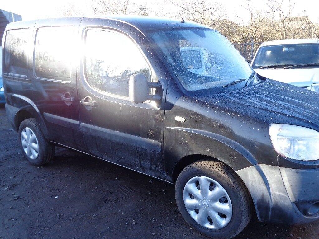 2006 Fiat Doblo Van 1.3 Diesel MOT'd June £895