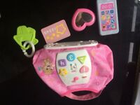 Fisher Price my first handbag