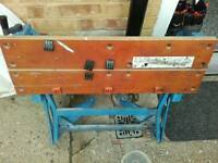 garden tool workbench