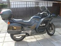 honda st1100 pan european 1997 low mileage. mot jul 18. superb cond. many new parts. £1800