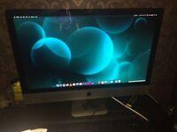 27inch iMac (late 2012) 2.9ghz Intel i5, 8g RAM, 1tb HDD, Nvidia Geforce GTX 660M graphics