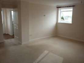 Unfurnished modernly converted two bed first floor maisonette