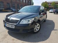 59 plate - Skoda Octavia MPI - 1 owner from new - one year mot - face lift - special edition