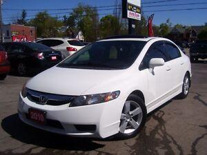 2010 Honda Civic Sport,Auto,A/C,Sunroof,Key less,Alloys