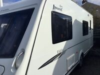 2009 Elddis Avante 556 (Fixed Bunks)