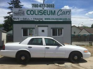 2008 Ford Crown Victoria Police Interceptor, P71, 118KM