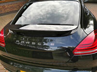 Porsche Panamera 3.0 E-Hybrid V6 S Tiptronic S 2015, 5dr, 39K Miles, Black, FSH