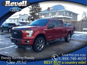 2016 Ford F-150 Sport 4WD * Demo  Leather  2 Lift  Bed Liner  Bi