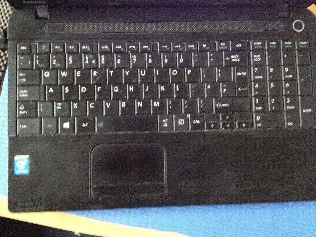 Toshiba Satellite Pro C50-A-1HR Laptop for sale