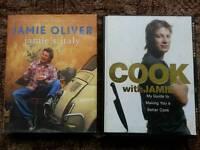 Jamie oliver cook books £4