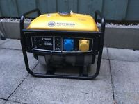 Northern tools 2700 II generator