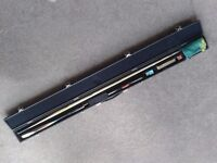 Snooker Cue, Riley. Limited edition Paul Hunter