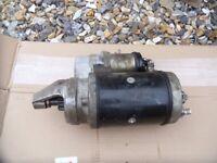 boat parts BMC starter motor spares or repairs