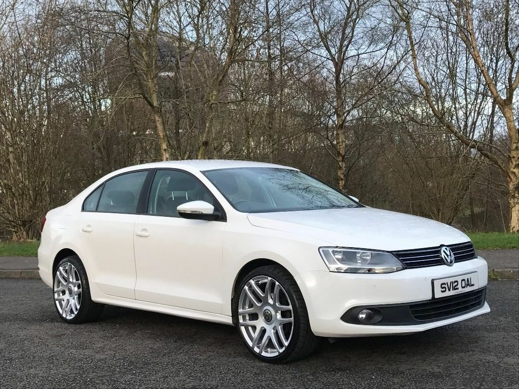 2012 volkswagen jetta 1 6 tdi tech se candy white finance available in ballymena county. Black Bedroom Furniture Sets. Home Design Ideas