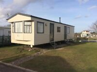 3 bed static caravan to hire in brean, Somerset *dog friendly*