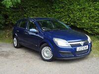 2006 Vauxhall Astra Life Twinport 1.6 **Low miles** 307 207 corsa fiesta polo clio focus megane mini