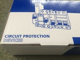 Brand New RCBO Circuit Breakers