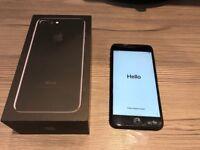 iPhone 7 Plus, 128GB, Jet Black, Unlocked