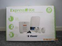 Visonic Home Alarm System