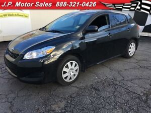 2014 Toyota Matrix Automatic, Power Group,  Only 83,000km