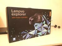 Lenovo Exsplorer (new) never opening