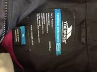 Black & pink trespass jacket size 16