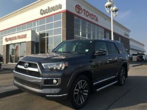 2014 Toyota 4Runner -  PURCHASE BY 5PM NOV 18 AND WE'LL PAY GST