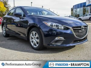 2016 Mazda MAZDA3 GX.CAMERA. CRUISE CTRL. KEYLESS. BLUETOOTH