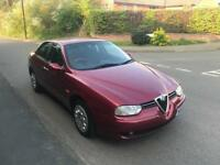 Alfa Romeo 156 jtd Diesel 99.000 long Mot