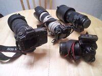 pro canon lenses