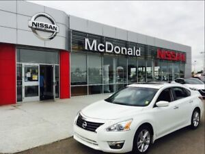 2014 Nissan Altima 2.5 SV Sunroof Navigation