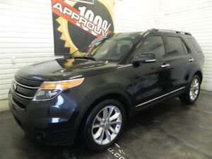 2015 Ford Explorer Limited, 7 Passagers, GPS