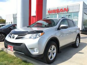 2013 Toyota RAV4 XLE SUNROOF, HEATED SEATS, BLUETOOTH